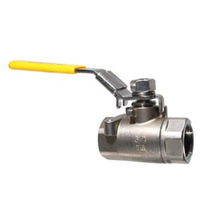 "Cowboy Craft LLC Stainless Ball Valve - 3/4"" Full Port NPTネジ・バルブ  