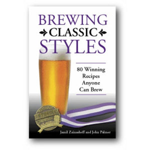 Cowboy Craft LLC Book - Brewing Classic Styles - 80 Winning Recipes Anyone Can Brew アメリカンビールマガジン  | クラフトビール直送のCowboy Craft