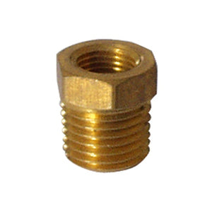 Cowboy Craft LLC Brass - 1/8 in. FPT x 1/4 in. MPT Bushing NPTネジ・バルブ  | クラフトビール直送のCowboy Craft