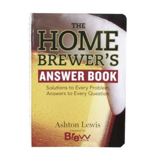 Cowboy Craft LLC Home Brewer's Answer Book アメリカンビールマガジン  | クラフトビール直送のCowboy Craft