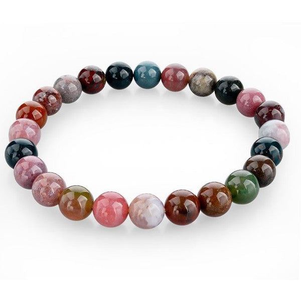 Gemstone Bracelets Bangle - Shevoila Jewelry & Clothing - 7