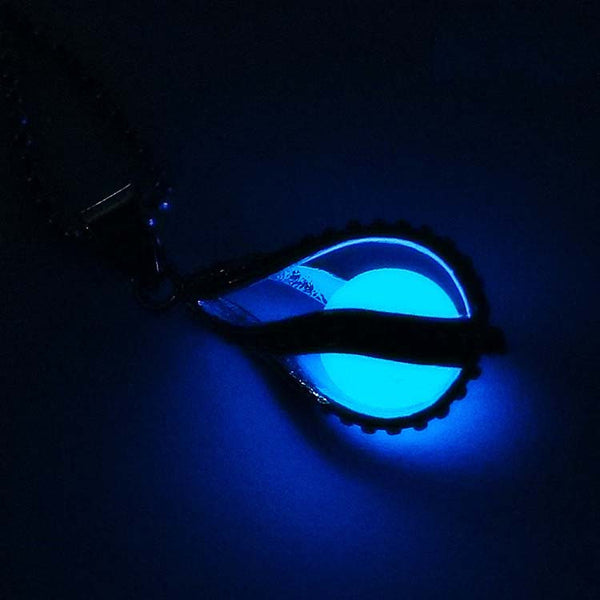 Glowing in the Dark Lockets - Shevoila Jewelry & Clothing - 2