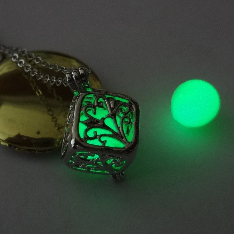 Glowing in the Dark Lockets - Shevoila Jewelry & Clothing - 13