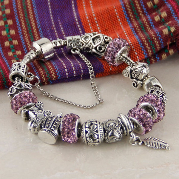 Feather Charm Bracelets - Shevoila Jewelry & Clothing - 7