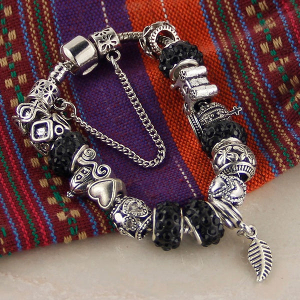 Feather Charm Bracelets - Shevoila Jewelry & Clothing - 2