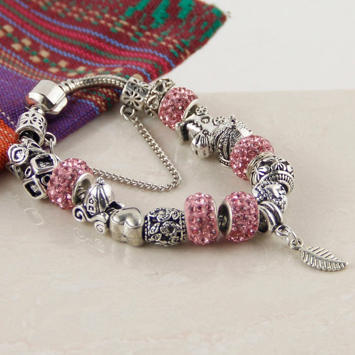 Feather Charm Bracelets - Shevoila Jewelry & Clothing - 6