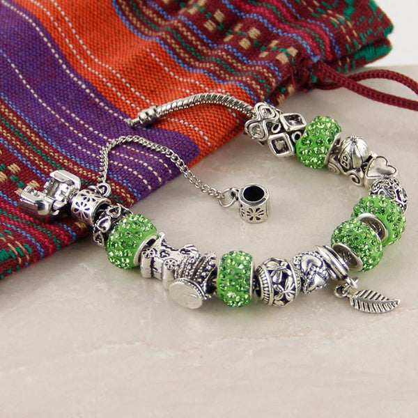 Feather Charm Bracelets - Shevoila Jewelry & Clothing - 3