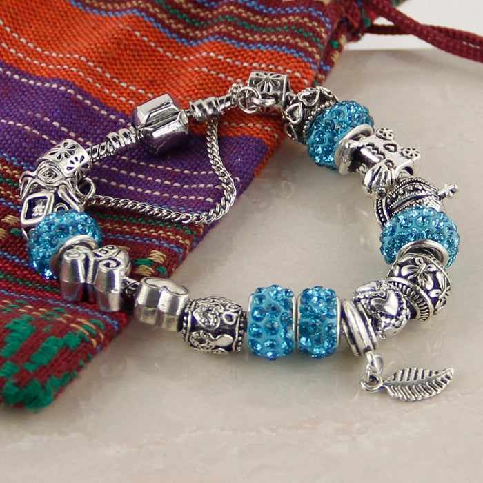 Feather Charm Bracelets - Shevoila Jewelry & Clothing - 9