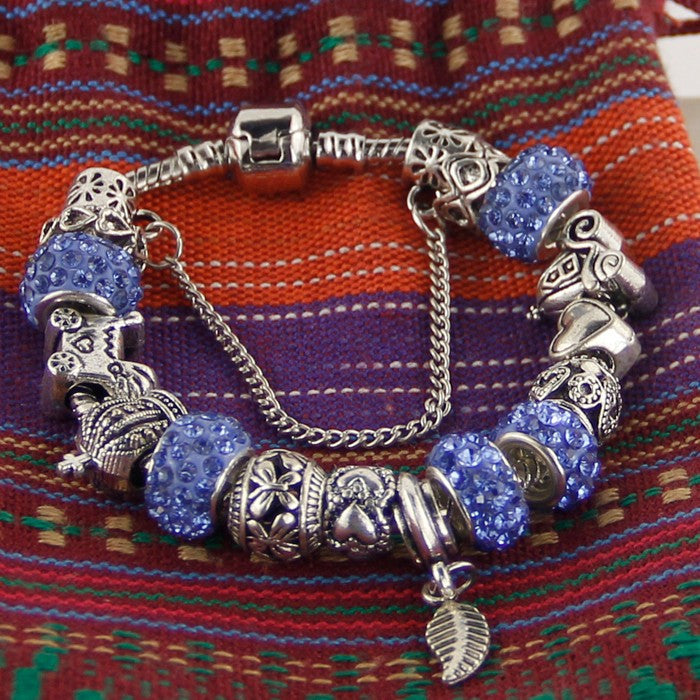 Feather Charm Bracelets - Shevoila Jewelry & Clothing - 5