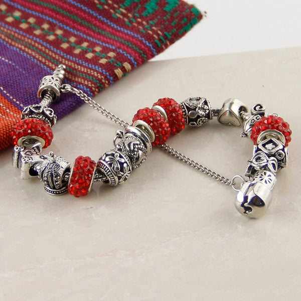Feather Charm Bracelets - Shevoila Jewelry & Clothing - 4