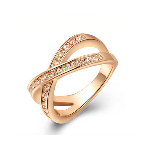 Gold/Platinum & Diamond Ring - Shevoila Jewelry & Clothing - 1