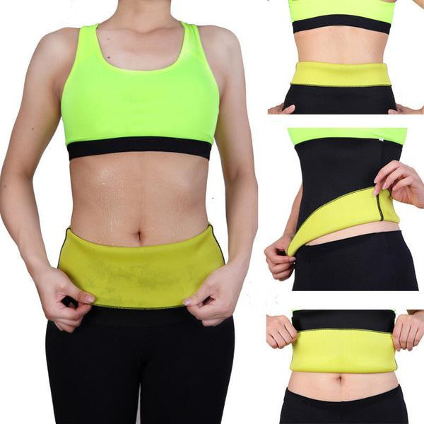 Neoprene Loop Waist Trainer - Shevoila Jewelry & Clothing - 1