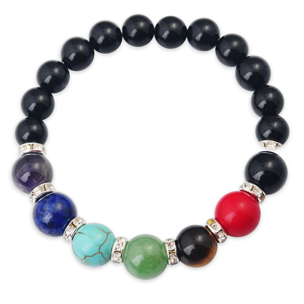 Gemstone Chakra Bracelets - Shevoila Jewelry & Clothing - 19
