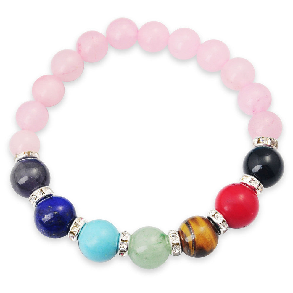 Gemstone Chakra Bracelets - Shevoila Jewelry & Clothing - 14