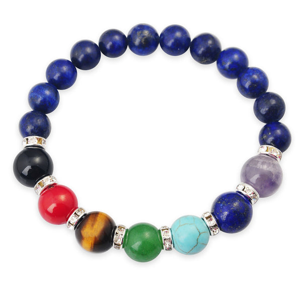 Gemstone Chakra Bracelets - Shevoila Jewelry & Clothing - 18