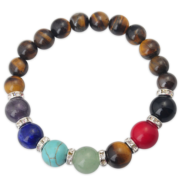 Gemstone Chakra Bracelets - Shevoila Jewelry & Clothing - 17