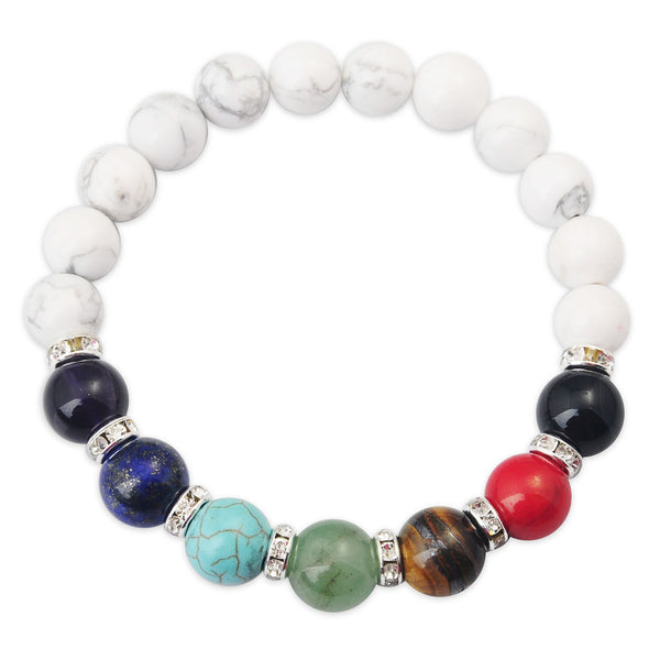 Gemstone Chakra Bracelets - Shevoila Jewelry & Clothing - 16