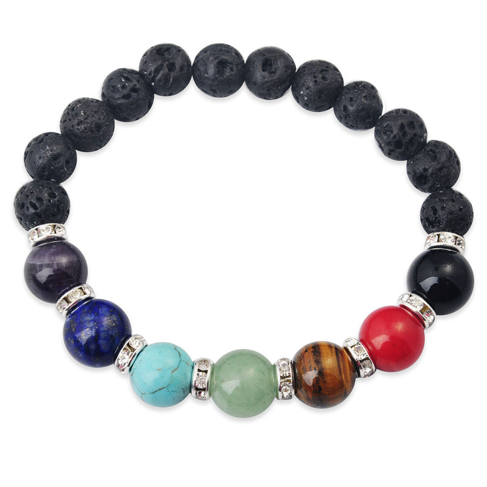 Gemstone Chakra Bracelets - Shevoila Jewelry & Clothing - 8
