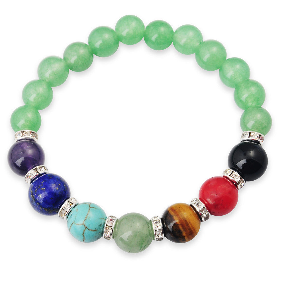 Gemstone Chakra Bracelets - Shevoila Jewelry & Clothing - 7