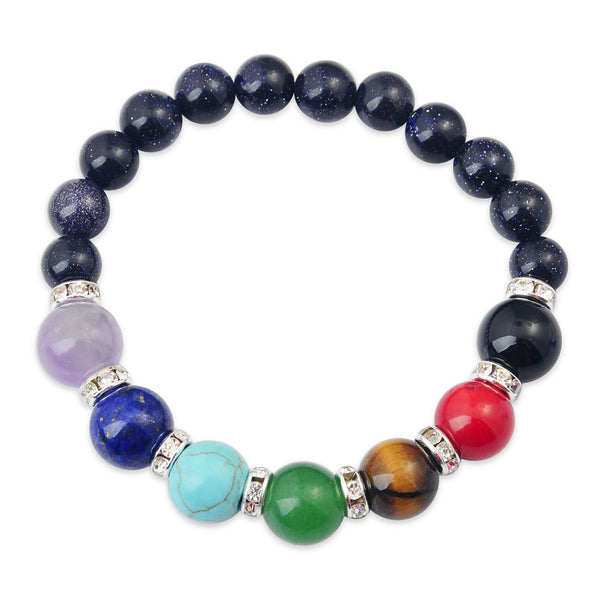 Gemstone Chakra Bracelets - Shevoila Jewelry & Clothing - 13