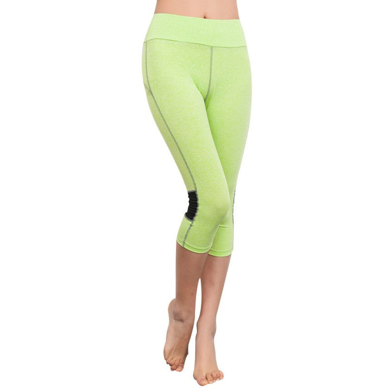 Capri Fitness Pants - Shevoila Jewelry & Clothing - 2
