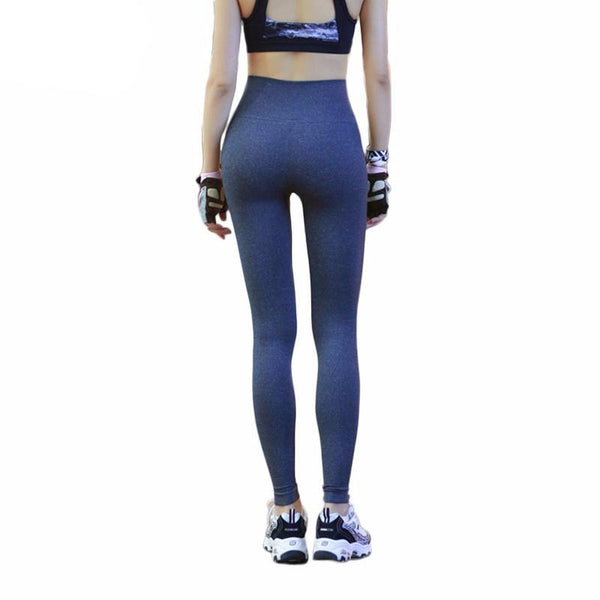 Slim High Waist Yoga Pants