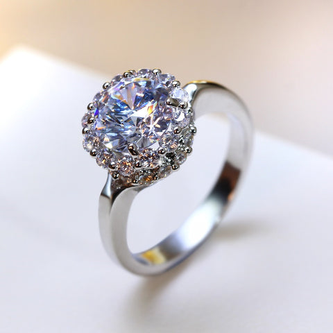 Petite Proposal Ring