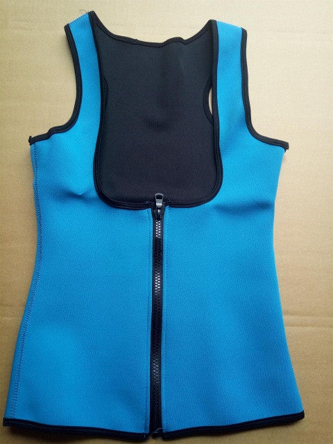 Neoprene Zippered Underbust Waist Trainer