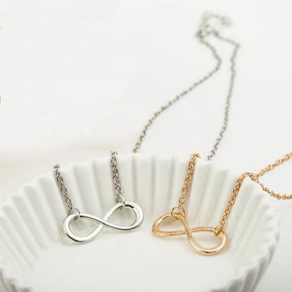 Infinity 8 Necklace