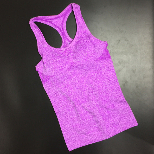 Active Fitness Tank Top