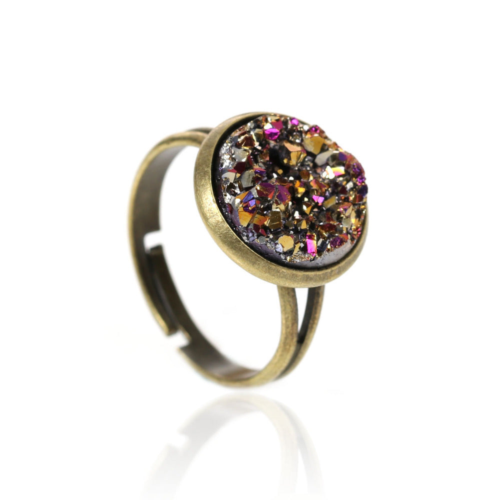 Rings Round Cocktail Ring