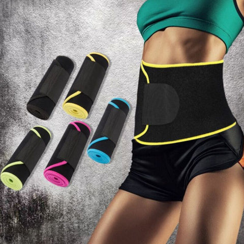 Neoprene Slimming Sweat Belt