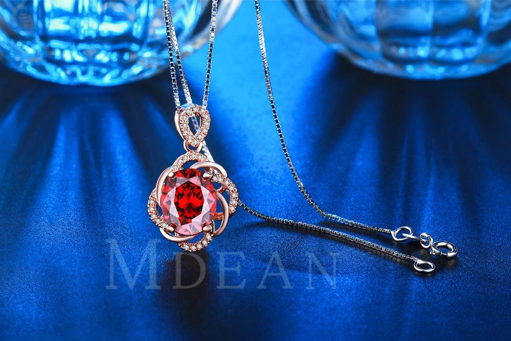 Red Light Necklace