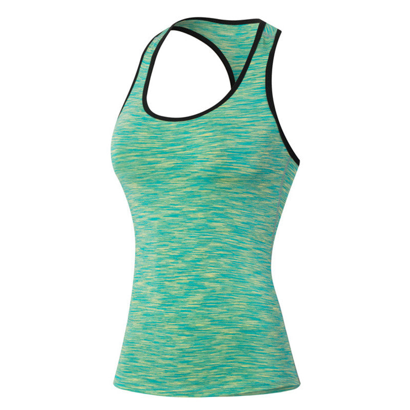 Racerback Compression Tank Top
