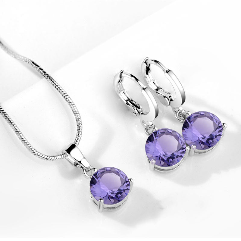 Natural Gemstone Jewelry Sets - Shevoila Jewelry & Clothing - 1