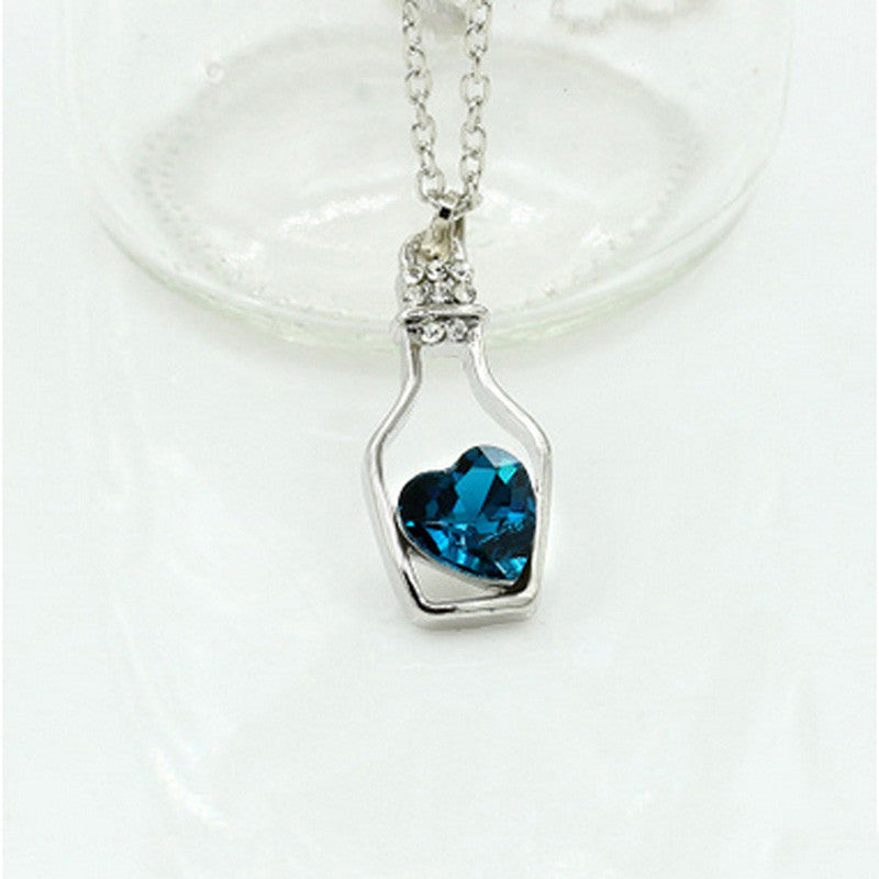 Love Drift Bottle Necklace - Shevoila Jewelry & Clothing - 8