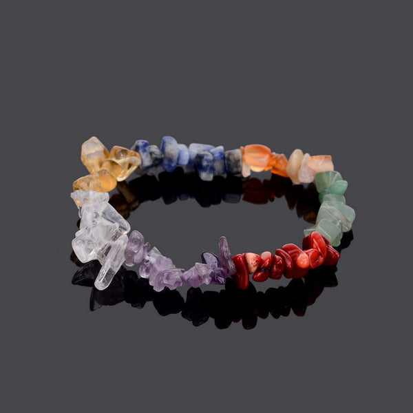 Love and Friendship - Chakra Bangles - Shevoila Jewelry & Clothing - 1