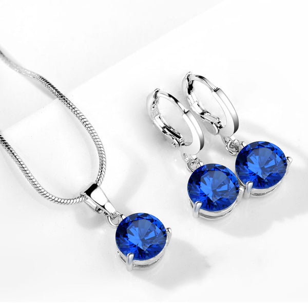 Natural Gemstone Jewelry Sets - Shevoila Jewelry & Clothing - 10
