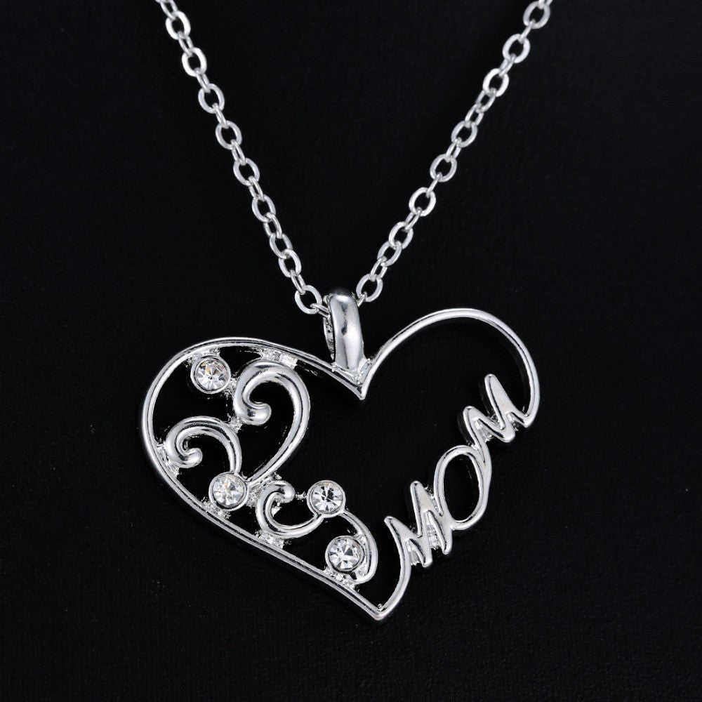Mothers Day Necklace - Shevoila Jewelry & Clothing - 3