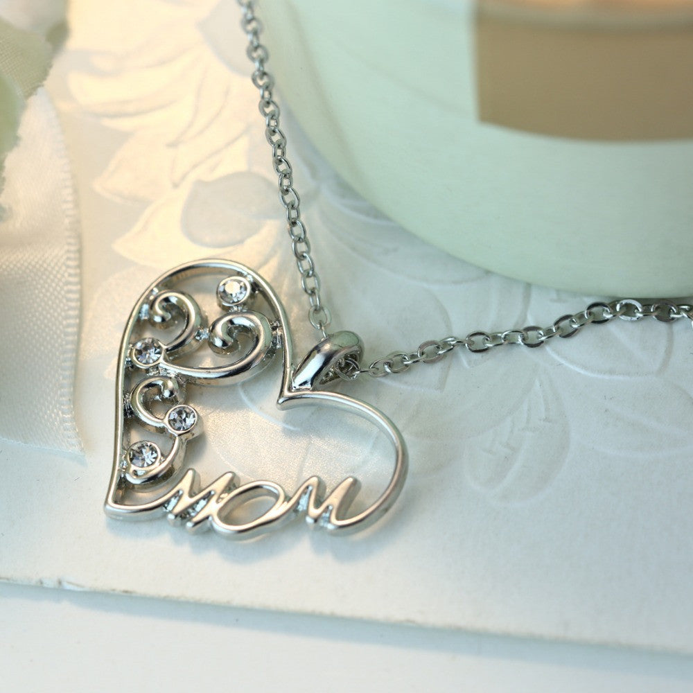 Mothers Day Necklace - Shevoila Jewelry & Clothing - 2