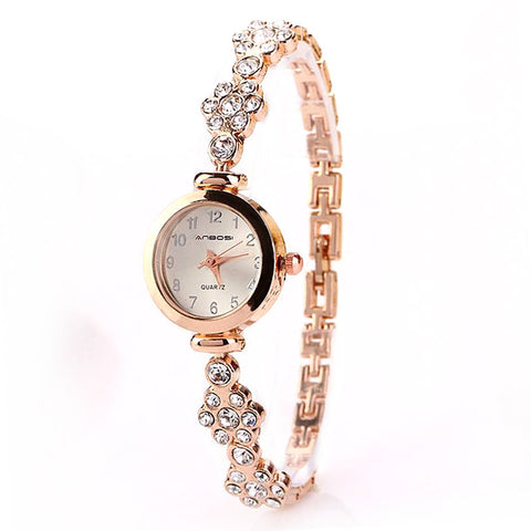 Gemstone Quartz Watch - Shevoila Jewelry & Clothing - 1