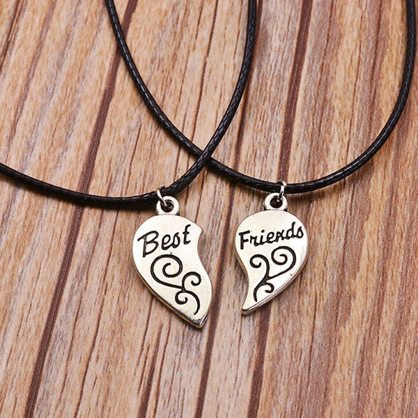 Antique Silver Plated Multi Design Pendant Necklaces - Shevoila Jewelry & Clothing - 9
