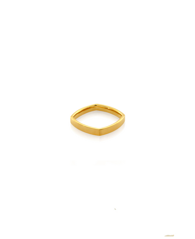 Accent Thick Boyfriend Ring