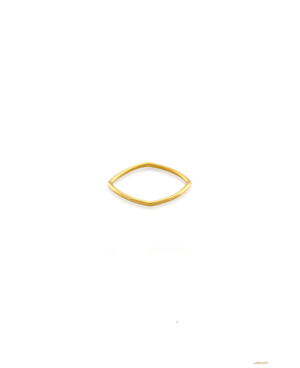 Accent Thin Stacking Ring