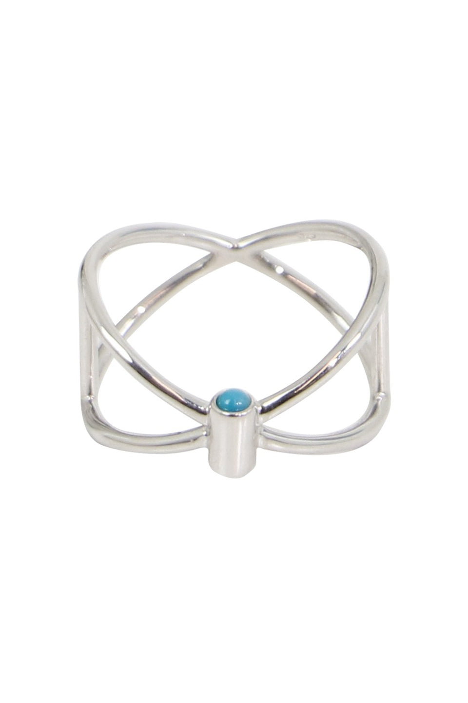 Thin Closed Ring (Silver)