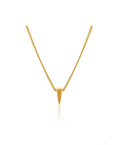 Single Point Necklace