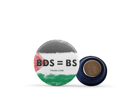 BDS=BS Flag Button Magnet