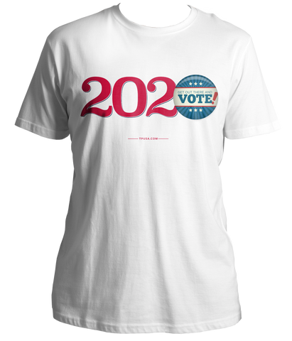 2020 Get Out There And Vote Shirt