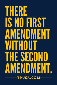 There is no First Amendment Bumper Sticker