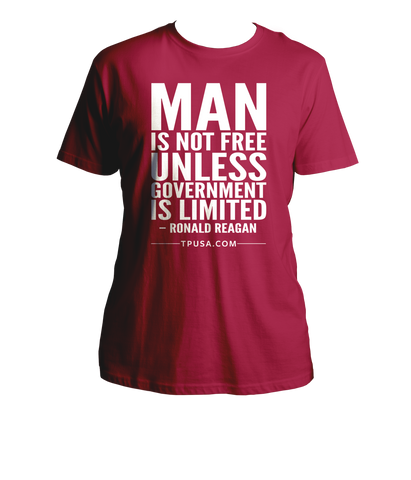 Man Is Not Free Shirt